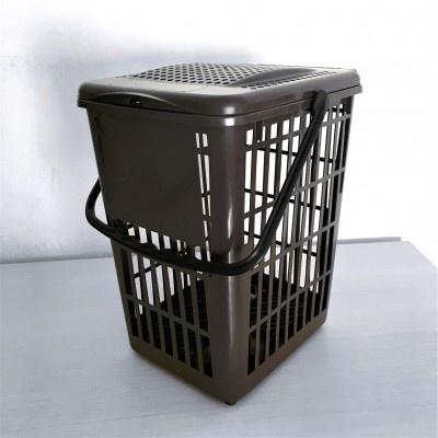 Kôš na kuchynský odpad Biodry 10 l, hnedá