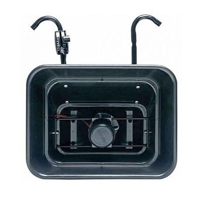 Elektrický sypač na štvorkolku
