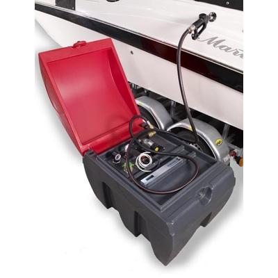 Mobilná nádrž na naftu 2Store 420 l