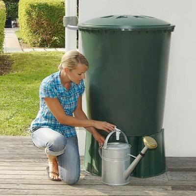 Plastová nádrž na dažďovú vodu ROLL 210-310-510 l