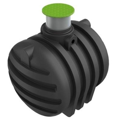 Podzemná nádrž na vodu NEPTUN 9500 l