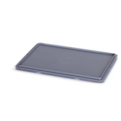 Veko k plastovým prepravkám EG 400x300 (DE 43)