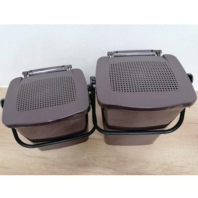 Košík na kuchynský odpad MINIMAX 5 l /7 l