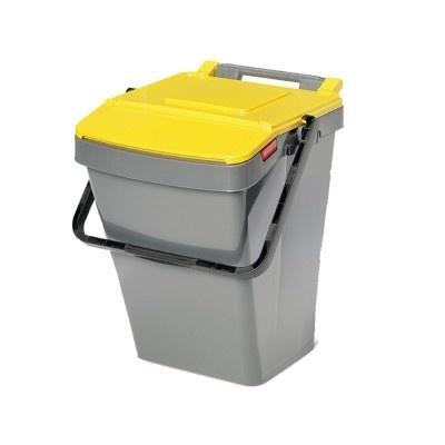 Nádoba na odpad Easy Twin 30 l, rôzne farby