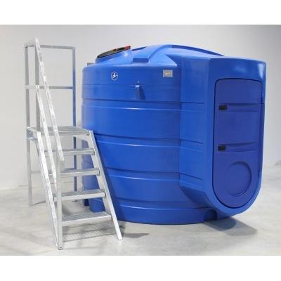 Dvojplášťová nádrž na ostatné kvapaliny a chemikálie CDC 7000