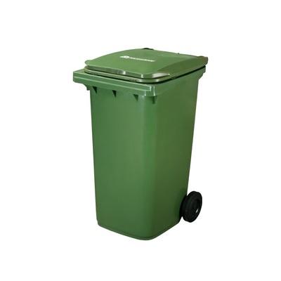 Plastová nádoba na odpad  ELKOPLAST 240 l - zelená C