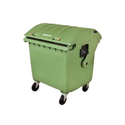 Plastový kontajner 1100 l na triedený zber