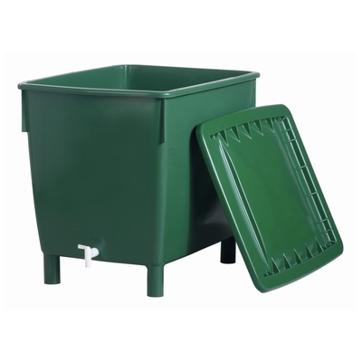 Plastová nádrž na dažďovú vodu CUBE 210-400-650 l