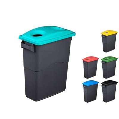 Odpadkový kôš na triedený odpad ECOSORT 60-85 l