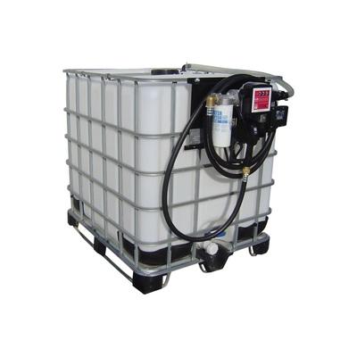 Nádrž na naftu s IBC kontajnerom, FDI 1000 12-24-230 V