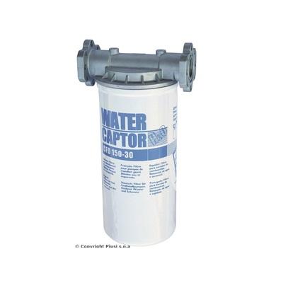 Hlava filtra na naftu WATER CAPTOR 70-100-150 l/min