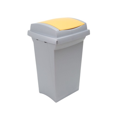 Odpadkový kôš na triedený odpad RECYCLING 50 l