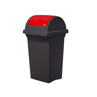 Odpadkový koš na triedený odpad SWING 50 l
