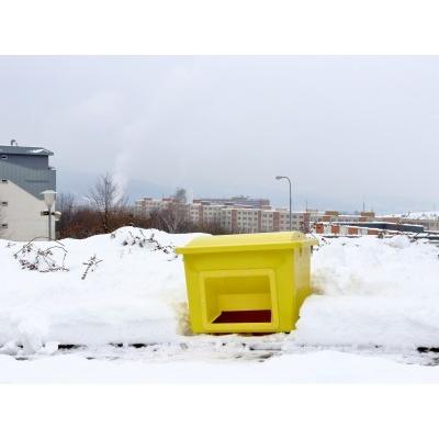 Nádoba na zimný posyp SBA 110 l