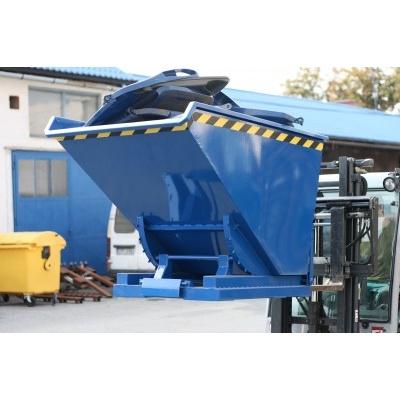 Výklopný kontajner AUTOMATIC heavy 600 l