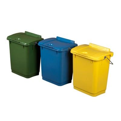 Odpadkový kôš na triedený odpad MODULOBAC 10-35 l