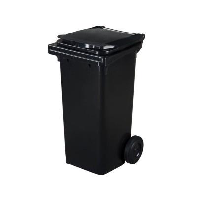 Plastová nádoba na odpad  ELKOPLAST 120 l - čierna C