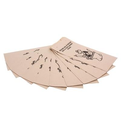 Papierové sáčky na psie exkrementy - sada 20 ks