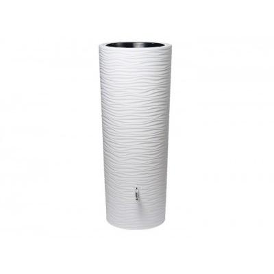 Nádrž na dažďovú vodu ARCTIC-LUXURY 350 l, biela,2v1