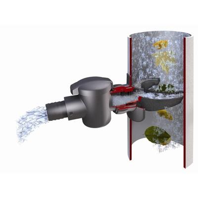 Zberač dažďovej vody s filtrom na rýchlomontáž