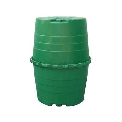 Plastová zahradná nádrž na dažďovú vodu TOPTANK 1300 l