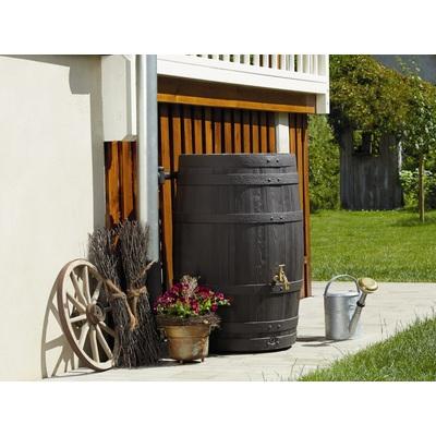 Plastová nádrž na dažďovú vodu TONNELET 260-420 l