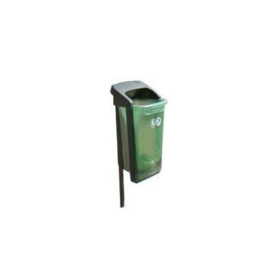 Odpadkový kôš Elegant 50 l transparent