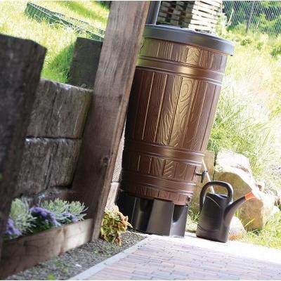 Nádrž na dažďovú vodu Woodcan 265 litrov