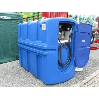 Dvouplášťová nádrž na Adblue 2800 litrů