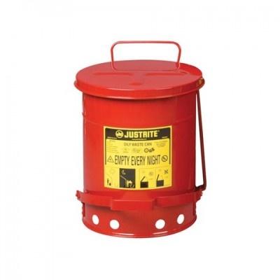 Kôš pre skladovanie nebezpečných odpadov 34 l
