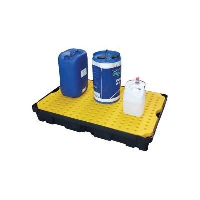 Záchytná vanička pre prácu s kvapalinami (záchytný objem 20 až 100 litrov)